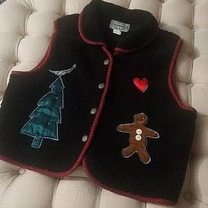 Stonebridge Christmas vest